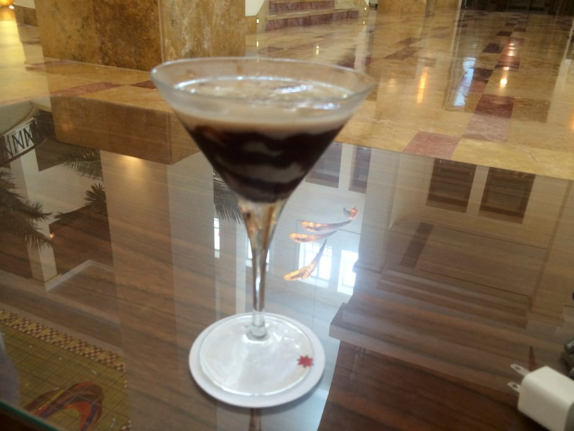 Chocolate Martini?