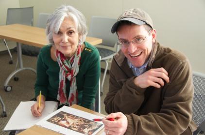Diane and Eric
