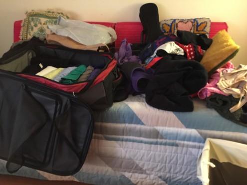 Packing: Rough Draft