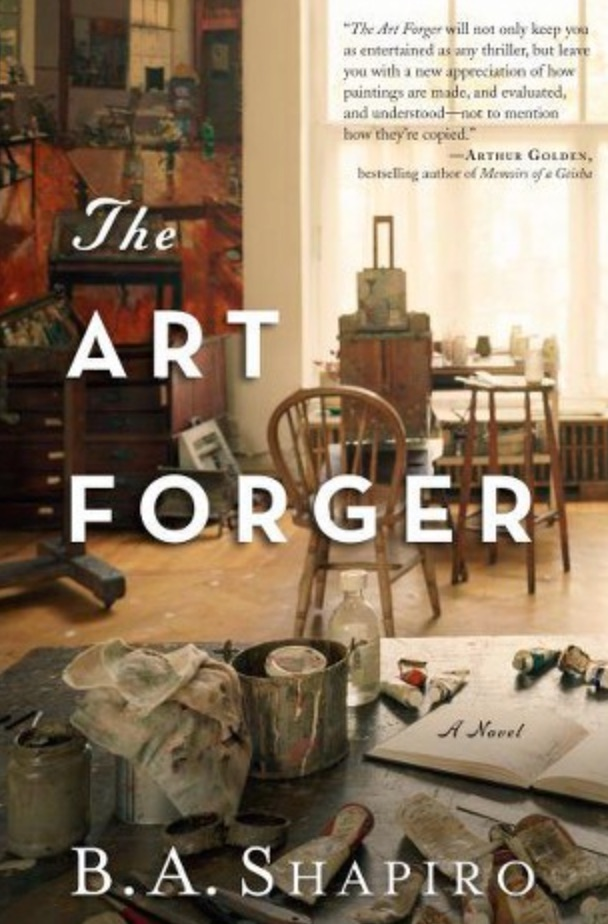 The_Art_Forger_by_B__A__Shapiro__Hardcover____Target