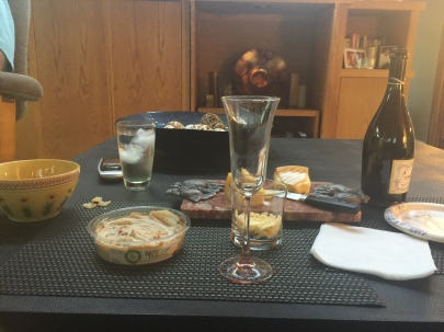 Apps and prosecco
